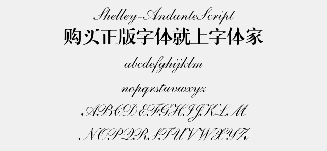 Shelley-AndanteScript