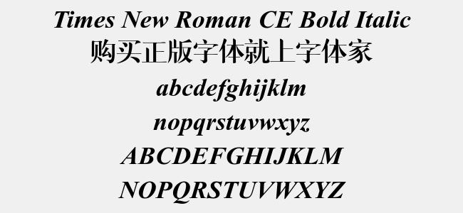 times new roman 字体 下载
